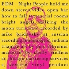 EDM (EARLY DAY MINERS) - NIGHT PEOPLE  CD ALTERNATIVE ROCK  NEUWARE