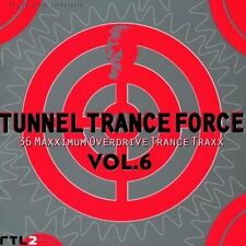 Tunnel Trance Force 06 (1998) Lovestern Galaktika Project, Fiocco, Kai .. [2 CD]
