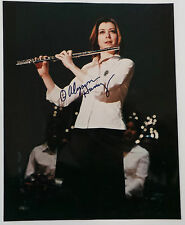 BUFFY THE VAMPIRE SLAYER : ALYSON HANNIGAN AUTOGRAPH                  REF: C84