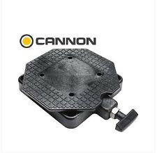 CANNON DOWNRIGGER LOW PROFILE SWIVEL BASE 2207003 NEW SWIVEL MOUNT