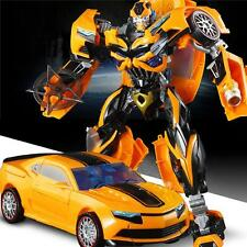 35 cm Roboter Trans formers Modell Transforming Bumblebee Auto ACTION FIGURE