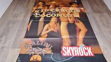 KID CREOLE AND THE COCONUTS  !  rare affiche cinema musique concert rock jazz