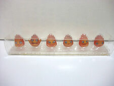 Studio Ghibli Howl's Moving Castle Calcifer Figure 6pcs COMINICA Japan Limited