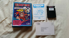 DONKEY KONG Mattel Intellivision Game PAL