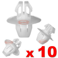 TOYOTA RAV4 REAR TAILGATE DOOR MOULDING TRIM CLIPS PLASTIC PROTECTOR COVERING