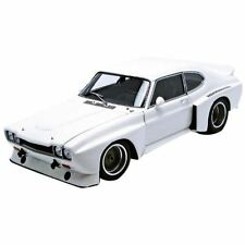 MINICHAMPS 1974 Ford Capri RS 3100 Racing White Plain Body 1:18 (NEW STOCK)
