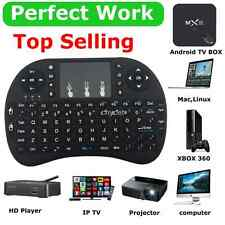 2.4G Wireless Keyboard Handheld Touchpad Keyboard Mouse for PC Android TV BOX DY