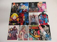 Marvel Agents of SHIELD Season 2 - Art of Evolution Set CB01-CB12 - S.H.I.E.L.D.