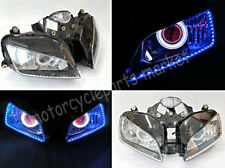 Angel Eye HID Projector Demon Eye Headlight Assembled Honda CBR 600RR 2003-2006