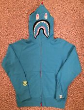 Bathing Ape Blue Shark S- 1st OG Bape Supreme