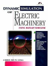 Dynamic Simulations of Electric Machinery: Using MATLAB/SIMULINK-ExLibrary