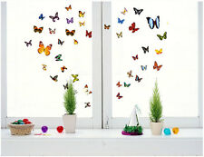 DIY Removable 81 Butterfly Wall Stickers Home Decor Decal Mural Room Paper Art