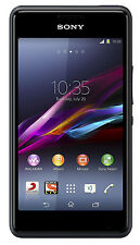 Sony Xperia E1 D2004 Unlocked GSM Dual-Core Android Phone - Black - New
