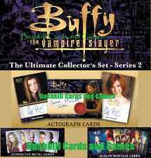 2016 Buffy The Vampire Slayer Ultimate Collector's Set Series 2 Hannigan/Gellar