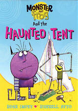 Monster and Frog: Monster And Frog and the Haunted Tent, Impey, Rose
