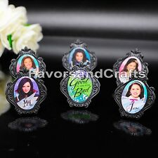 12 Descendants Cupcake Cake Decorating Supplies Topper Pops Rings Favors