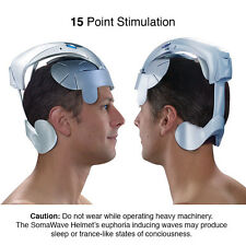 Head & Neck Spa Massager Home Office Portable Travel Scalp Stress Tension Relief