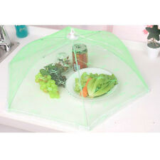 hot Foldable Food Cover Up Mesh Avoid Fly Wasp Skeeter Party BBQ Kitchen Cover