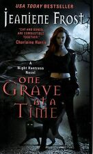 Jeaniene Frost  One Grave At A Time   Night Huntress Paranormal Romance  Pbk NEW