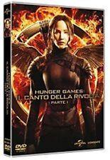 Dvd HUNGER GAMES - Il Canto Della Rivolta Parte 1 - (2014) ......NUOVO