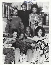 Bill Cosby ++ Die Bill Cosby-Show ++ Autogramm ++ Cast ++ Autograph