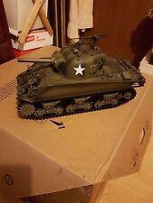 Heng Long Sherman RC Tank
