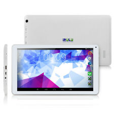 "IRULU 10.1"" Google Android 4.4 Multi-Touch Tablet Octa Core 16GB 1024*600 HD New"