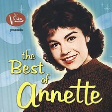 The Best of Annette [Buena Vista] by Annette Funicello (CD, Aug-2001, Buena...