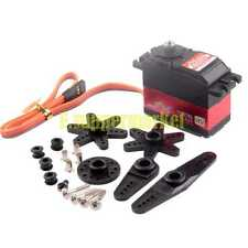 JX PDI-HV5932MG 6-8.4V Large Torque Digital Coreless Servo 30KG RC Model Car