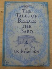 The Tales of Beedle the Bard by J. K. Rowling (Hardback Book 2008)