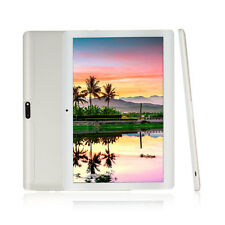 YUNTAB WHITE 10.1 Tablet PC With Call Function SIM Card Quad Core Andriod 4.4
