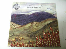 The Wilderness Of Manitoba When You Left The Fire 2XLP sealed Mint with Mp3