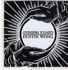 (DC599) Dustin Wong / Gentle Friendly, split single - 2011 DJ CD
