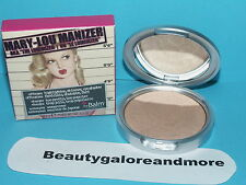 NIB THE BALM COSMETICS  MARY LOU MANIZER LUMINIZER HIGHLIGHTER EYE SHADOW NEW