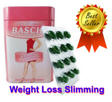 36 Capsules  Baschi Very Strong Best Weight Loss Slimming Fat Burner Diet Pills