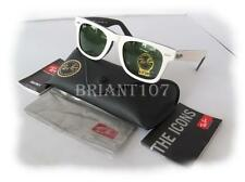 For wide face New Unisex Sunglasses Ray-Ban RB2140 Wayfarer  50mm White