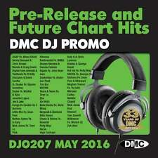 DMC DJ Only 207 Promo Chart Music Disc for DJ's - Double CD
