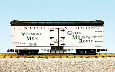 USA Trains G Scale R16018A-D Vermont Milk CHOICE # NEW RELEASE