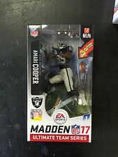 AMARI COOPER MCFARLANE NFL MADDEN 17 ULTIMATE TEAM SERIES 1 ACTION  FIGURE