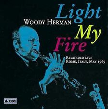 NEW - Light My Fire by Woody Herman