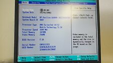 HP Pavilion dv6000 Laptop Not working, for parts / repair SOLD AS IS