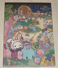San-x Sentimental Circus Memo Pad ( memo paper 120 sheet / 6 designx 20 )
