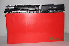 RIVAROSSI HO SCALE #1578 UNION PACIFIC #841 4-8-4 FEF-3 STEAM LOCOMOTIVE ENGINE
