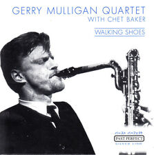 Gerry Mulligan Quartet With Chet Baker ‎– Walking Shoes CD 2001