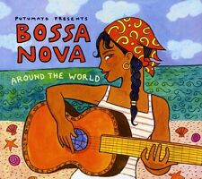 Bossa Nova Around The World - Putumayo Presents (2011, CD NEUF)