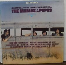 Fairwell to the first golden era the Mamas and the Papas DS-50025  112516LLE #2