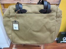 FILSON Tote Bag with Zipper Kahki  New Made in USA