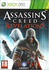 ASSASSIN'S CREED REVELATIONS for Xbox 360 - PAL