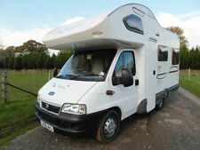 Lunar 4 Berth Rear Lounge Motorhome 2005