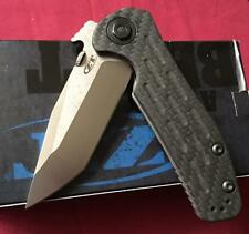 ZT ZERO TOLERANCE 0620CF EMERSON TANTO CARBON FIBER KNIFE WAVE NEW